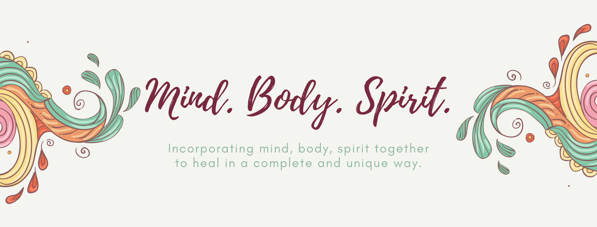 Mind. Body. Spirit.